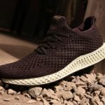 Adidas presenta los 'Futurecraft 4D', zapatos hechos en impresión 3D