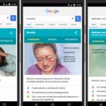 Google fortalece los resultados sobre enfermedades