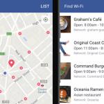 Así puede usar la nueva función de Facebook para encontrar redes wifi