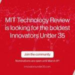 Buscan a los 35 jóvenes más brillantes e innovadores de Latinoamérica