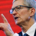 Tim Cook de Apple pide más regulaciones sobre privacidad de datos